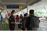 Volume penumpang Bandara Radin Inten II berangsur naik di masa adaptasi kebiasaan baru