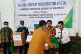 BP Jamsostek Sijunjung tandatangani kesepakatan perlindungan guru honorer