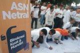 Nilai efektivitas Indonesia di bawah negara-negara ASEAN, Kemenpan-RB: Netralitas ASN kita masih rendah