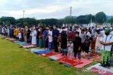 Shalat Idul Adha di Poso berlangsung sesuai protap COVID-19