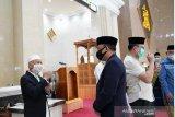 Bupati Bantaeng shalat Idul Adha dengan protokol kesehatan