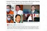 Sahroni minta lembaga hukum tindak oknum terlibat kasus buronan Djoko Tjandra