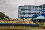 Ruang rawat pasien COVID-19 di RS Ahmad Thalib Tanjungpinang  penuh