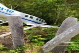 Bawa bansos, Pesawat Tariku mengalami kecelakaan di Distrik Siriwo Paniai