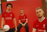 Liverpool perkenalkan jersey baru