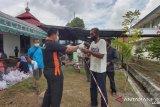 BKKBN Kalteng salurkan 600 paket daging kurban untuk warga