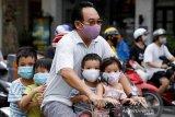 WHO: Anak 12 tahun ke atas harus menggunakan masker seperti orang dewasa