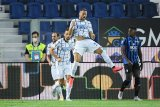 Taklukan Atalanta, Inter berhasil amankan peringkat kedua