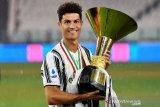 Tersingkir Liga Champions, Juventus pastikan Cristiano Ronaldo tak akan pindah ke klub lain