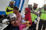 Polresta Bandarlampung minta pengendara patuhi protokol kesehatan di jalur wisata