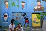 Kemenkes: 100 hingga 200-an anak positif COVID-19 per hari