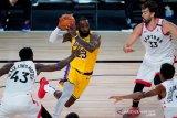 NBA, Kyle Lowry antar Raptors kalahkan LA Lakers 107-92