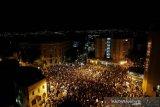 Demo ribuan warga Israel desak PM Netanyahu mundur