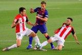 Barcelona disiplinkan Arthur sebelum pindah ke Juventus