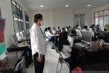 1.145 peserta UMPTKIN IAIN Palu  ikuti seleksi secara daring