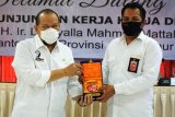 Ketua DPD RI kunjungi KPU Jatim