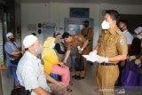 Positif COVID-19 HSS 268 orang, 193 orang diantaranya telah sembuh