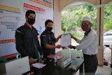 Pasangan Aman mengajukan penyelesaian sengketa ke Bawaslu Lombok Tengah