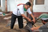 Bank NTB Syariah sebarkan 9.000 paket daging hewan kurban