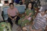 Delapan KK kehilangan tempat tinggal akibat kebakaran di Polman