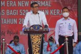 Kemenkumham usul 520 satuan kerja menjadi wilayah bebas korupsi
