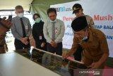 Wali Kota Palu resmikan mushala di huntap Balaroa