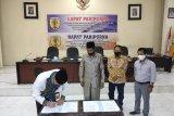 Bupati HST apresiasi DPRD sahkan Raperda pertanggungjawaban pelaksanaan APBD 2019