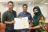 Gerindra resmi usung Suprianti-Sanidin di Pilkada Kotim