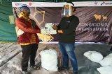 Rayakan Hari Raya Idul Adha, Pertamina bagikan 2.000 paket daging ke warga
