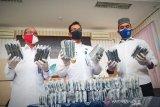 BNNP tangkap pria asal Sampit pembawa 400 ribu pil carisoprodol