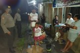 Polisi Waropen terus imbau warga patuhi protokol kesehatan