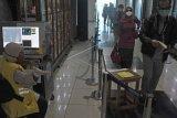 Kedatangan penumpang di Bandara SMB II melonjak 797 persen