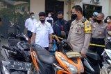 38 tersangka pencuri kendaraan bermotor ditangkap