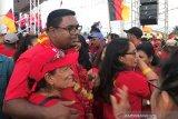 Irfaan Ali disumpah menjadi presiden Guyana