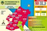 Pasien sembuh dari COVID-19 di Kabupaten Madiun bertambah tiga orang