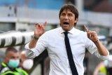Conte pastikan bertahan di Inter Milan