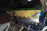 Tronton tabrak rumah di Kebon Jeruk, kasusnya ditangani polisi