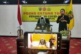Dinkes Lampung mencatat pada Selasa tidak ada tambahan kasus positif COVID-19