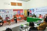 KPU-Bawaslu-Kesbangpolinmas rapat tentang syarat pencalonan lewat parpol