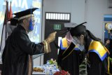 IIB Darmajaya wisuda 334 lulusan dengan protokol kesehatan COVID-19