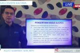 50 pasien positif COVID-19 di Kaltara dinyatakan sembuh