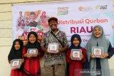 Semarak Qurban GQ- ACT : Bahagiakan masyarakat tepian negeri di Desa Teluk Lanus