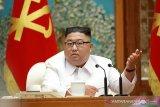 Kim Jong Un inspeksi di wilayah terkena banjir di Korea Utara