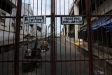 Pasar Sunggingan yang ditutup sementara