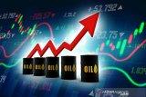 Data ekonomi positif dorong harga minyak global
