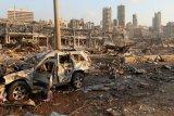 Trump sebut ledakan Beirut bukan kecelakaan