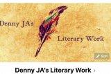 20 buku puisi esai Denny JA diterjemahkan bahasa Inggris