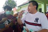 Satu orang positif COVID-19 di Karawang meninggal