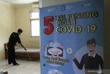 Kasus penularan keluarga mendominasi penyebaran COVID-19 di Yogyakarta