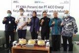 PT KIMA gandeng PT AICO Energi sediakan LNG untuk industri di Sulsel